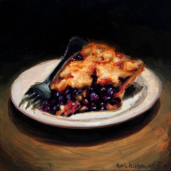 Mom's Bueberry Pie (2011)